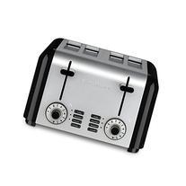 Cuisinart CPT-240TNFR Elements 4 Slice Toaster, Black