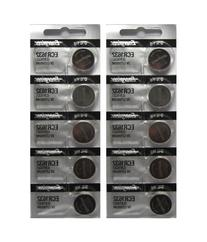 Energizer CR1632 3 Volt Lithium Coin Battery 10 Pack