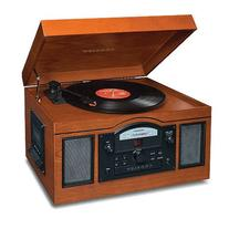 Crosley Radio CR6001A-PA Archiver USB Turntable in Paprika