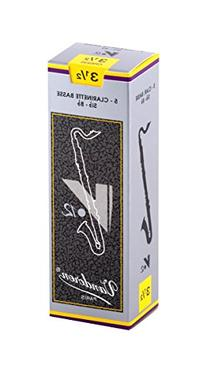 Vandoren CR6235 Bass Clarinet V 12 Reeds Strength No. 3.5,