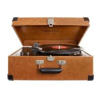 Crosley Radio CR6249A Keepsake Deluxe Portable USB Turntable