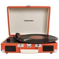 Crosley CR8005A-OR Cruiser Portable Turntable  - Manual - 78