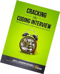 Cracking the Coding Interview, 6th Edition: 189 Programming
