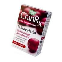 Natures Way Cranberry Bioactive CranRx Vegetarian Capsule -