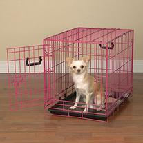 ProSelect Crate Appeal Fashion Color Dog Crates for Dogs and