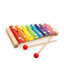 VolksRose Creative Hand Knot 8 Tone Beat Baby Xylophone
