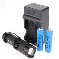 Ultrafire® 7w Cree Q5 3-mode Led Zoomable Flashlight Torch