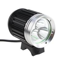 AGPtek® 4000LM 3x CREE XM-L T6 LED Bike Bicycle Light