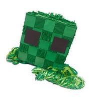 APINATA4U Creepy Cube Pull Strings Pinata Fully Assembled