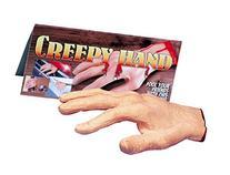 Loftus Creepy Severed Hand Halloween Decoration Prop, Pink