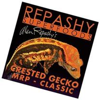 Repashy Crested Gecko MRP Diet - Food Classic - All Sizes 12 Oz  340g JAR