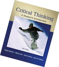 Introduction of critical thinking