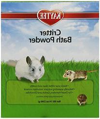 Kaytee Critter Bath Powder for Pets, 14-Ounce