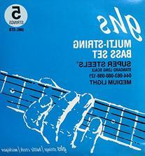 GHS Boomers Sub-Zero Medium Light 45-105 Bass String