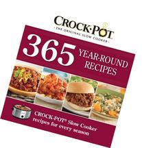 Crock-Pot 365 Year-Round Recipes