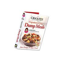 Crock Pot Dump Meals, 5 Ingredients or Less, Just Dump and