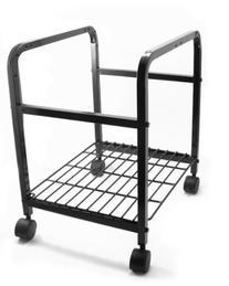 Cropper Hopper Heavy-Duty Rolling Cart-14.375x20x17.375