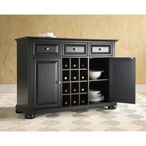 Crosley Furniture Alexandra Buffet Server and Sideboard