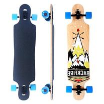 Brand New Cruiser Through 9.5x42 Maple Longboard Skateboard