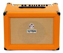 Orange Amps Electric Guitar Power Amplifier, Orange