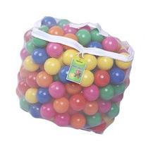 Click N' Play Pack of 200 Crush Proof Plastic Pit Balls in
