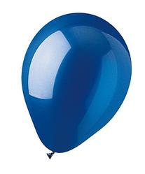 "CTI Industries 100 Count Crystal Latex Balloons, 12"","