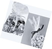 "Crystal Clear Cello Bags, 9"" x 12"" / 100 Cellophane Bag Set"