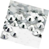 Wholesale 500pcs Crystal Flatback Acrylic Rhinestones Nail