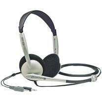Cs-100 Stereo Pc Headset With Noise Canceling Microphone
