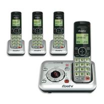 CS6429-4 4-Handset DECT 6.0 Cordless Phone with Answering