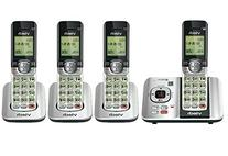 VTech CS6529-4 DECT 6.0 Phone Answering System with Caller
