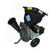 Patriot CSV-3100B 10 hp Gas Wood Chipper Leaf Shredder