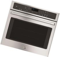 """CT9050SHSS 30"""" Single Electric Wall Oven with 10-Pass Bake"""
