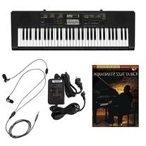 Casio CTK2400 61-Key Keyboard Deluxe Package with Casio
