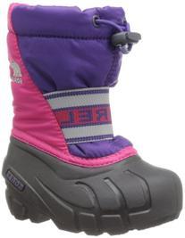 Sorel Cub Winter Boot , Bright Rose, 5 M US Toddler