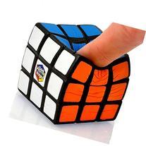 Rubik's Cube Stress Ball Black 3x3x3 Puzzle Look Alike