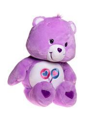 "Care Bears Cuddle Plush Pillow; 26"" Share Bear"