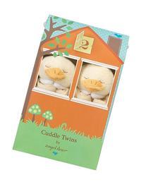 Angel Dear Cuddle Twin Set, Yellow Duck