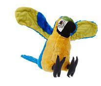 "Wild Republic Cuddlekin Macaw Parrot 12"" Plush"