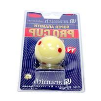 "Aramith 2-1/4"" Regulation Size Billiard/Pool Ball: Super"