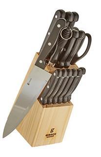 Gibson Cuisine Select Trivoli 15-Piece Cutlery Set