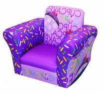 Newco Kids Cup Cake Collection Small Standard Rocker,