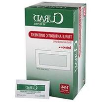 CURAD Triple Antibiotic Ointment, 0.9 g Packet Part No.