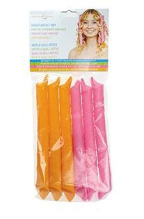Curlformers Hair Curlers Spiral Curls Top Up Pack, 6 Hair