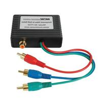 MCM CUSTOM AUDIO 50-7722 VIDEO/DIGITAL AUDIO BALUN, VIDEO-