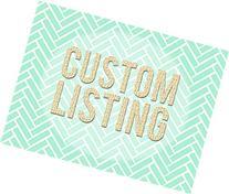 Custom Crib Mobile