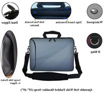 Meffort Inc Custom Design 15.6 inch Laptop Combo - Includes