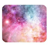 Custom Galaxy Nebula Rectangle Mousepad by Iconbox