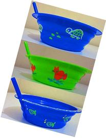 Arrow Custom Sip-A-Bowl 22 Oz - Boy Designs - 3 Bowls