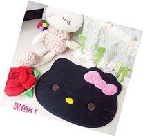 Cute Hello Kitty Door Mat Kitchen Bathroom Mat Carpet Bath